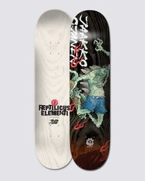 0 Reptilicus Jaak Skateboard Deck  BDPR1RJK Element