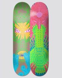 0 Tetsunori Jaakko Skateboard Deck  BDPR2TGF Element