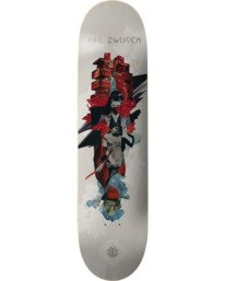 3 Cut Paste Zwijsen Skateboard Deck Multicolor BDPR3CPZ Element