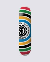 0 Schaar Rings Skateboard Deck  BDPR3TSR Element
