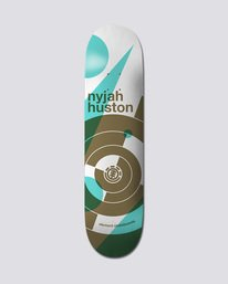 0 Nyjah Huston - On Point Deck - 8.1  BDPRVNNP Element