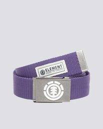 0 Beyond - Belt for Men Purple C5BLA1ELP7 Element