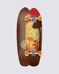 0 Fun Guy Skateboard Complete  COLG3FGC Element