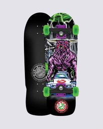 "0 Ghostbusters Zuul Cruiser 9.5"" Complete Skateboard  COLG3GBC Element"