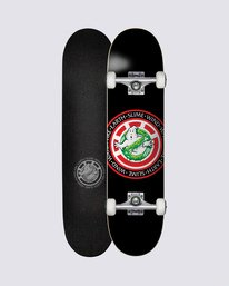 0 Ghostbusters Complete Skateboard  COLG3GBL Element