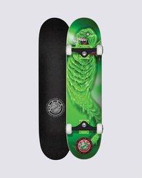 0 Slimer Skateboard Complete  COLG3GBS Element