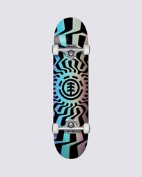 0 Mind Warp Skateboard Complete  COLG3MWC Element