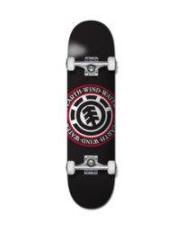 1 Seal Complete Skateboard Multicolor COLGMSEL Element