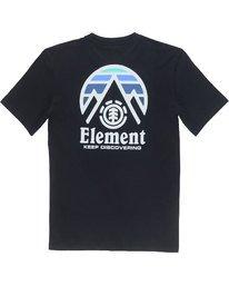 7 Tri Tip Ss - Tee Shirt for Men  F1SSC3ELF7 Element