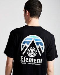 5 Tri Tip Ss - Tee Shirt for Men  F1SSC3ELF7 Element