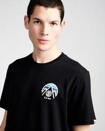 3 Tri Tip Ss - Tee Shirt for Men  F1SSC3ELF7 Element