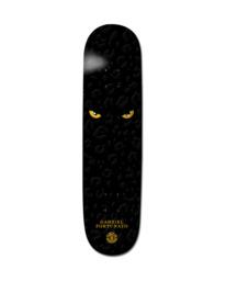 """0 8.25"""" Fortunato Mons - Deck de skateboard pour Unisexe Noir F2DCF3ELF1 Element"""
