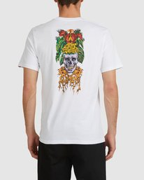 1 L'AMOUR SUPREME SPECTRAL SHORT SLEEVE TEE White G107901 Element
