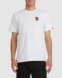 0 L'AMOUR SUPREME SPECTRAL SHORT SLEEVE TEE White G107901 Element