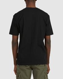 3 Pota Surge Short Sleeve Tee Black G512103 Element