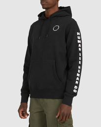 2 PlANET OF THE APES SURGE HOODIE Black G512304 Element
