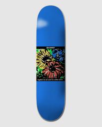 """0 PLANET TOGETHER 8.6"""" SKATEBOARD DECK Multicolor G512961 Element"""