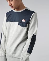 4 Altray Cr - Fashion Fleece for Men  H1FLB3ELP8 Element