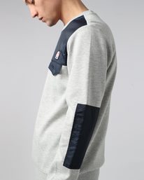 5 Altray Cr - Fashionfleece für Männer  H1FLB3ELP8 Element