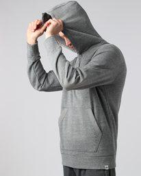 2 Highland Henley - Fashion Fleece for Men  H1FLB5ELP8 Element