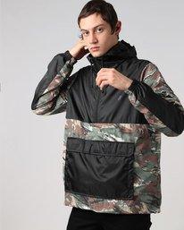 2 Alder Pop Tw - chaqueta para Hombre Verde H1JKA2ELP8 Element