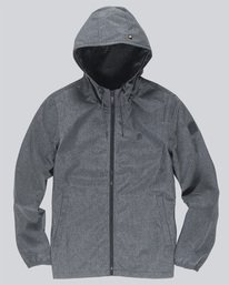 0 Alder Light - vestes pour Homme Noir H1JKA7ELP8 Element