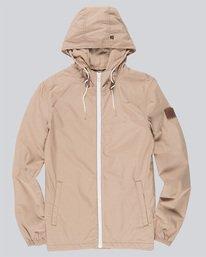 0 Alder Poplin - Jacket for Men Gray H1JKA8ELP8 Element