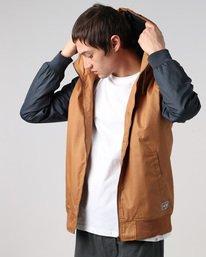 2 Dulcey Wax - vestes pour Homme  H1JKB3ELP8 Element