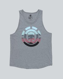 0 Hues Tank - Tee Shirt for Men  H1SGA3ELP8 Element