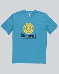 0 Vertical Ss - camiseta para Hombre  H1SSA4ELP8 Element
