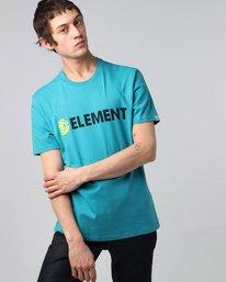 1 Blazin Ss - Tee Shirt for Men  H1SSA5ELP8 Element