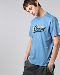 0 Signature Ss - Tee Shirt for Men  H1SSA7ELP8 Element