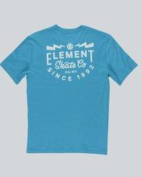 1 Zap Ss - T-Shirt pour Homme  H1SSC9ELP8 Element
