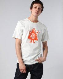 1 Flash Ss - Tee Shirt for Men  H1SSG5ELP8 Element