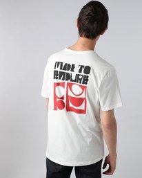 3 Combi Ss - maglietta da Uomo  H1SSH3ELP8 Element