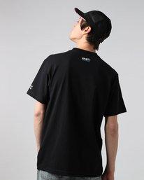2 Commit Block Ss Tee - Tee Shirt for Men  H1SSH5ELP8 Element