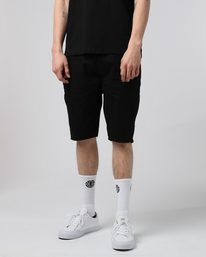 0 E03 Color Wk - Walkshort for Men Black H1WKA4ELP8 Element