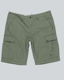 0 Legion Cargo Wk Ii - Bermuda-Shorts für Männer Braun H1WKA9ELP8 Element