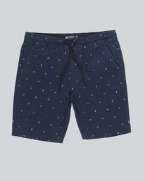 0 Altona Print Wk - Walkshort for Men  H1WKB2ELP8 Element