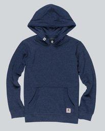 0 Cornell Overdye Ho B - Sweatshirt für Jungen  H2HOA2ELP8 Element