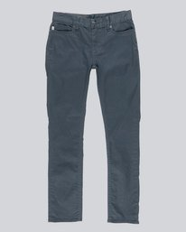 0 E01 Color Boy - Jeans for BOYS  H2PNA2ELP8 Element