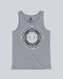 0 Circuit Tank Boy - Tee Shirt for BOYS  H2SGA1ELP8 Element