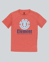 0 Vertical Ss Boy - Tee Shirt for BOYS  H2SSA1ELP8 Element