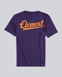 1 Script Back Ss Boy S - Tee Shirt for Men  H2SSA4ELMU Element
