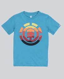 0 Hues Ss Boy - Tee Shirt for BOYS  H2SSA8ELP8 Element