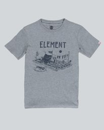 0 River Dreams Ss Boy - Tee Shirt for BOYS  H2SSC2ELP8 Element