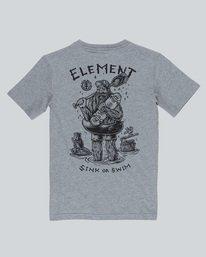 1 River Keeper Ss Boy - T-Shirt pour Garçon  H2SSC3ELP8 Element