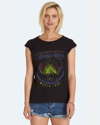 0 Tour Crew - Tee Shirt for Women  H3SSA6ELP8 Element