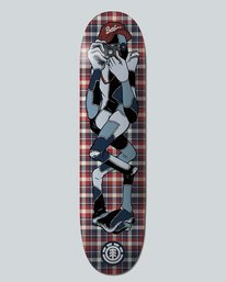 0 Barbee Goodwin 8.2 - Deck for Men  H4DCAMELP8 Element