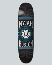 0 Nyjah Dialed 8 - Deck for Men  H4DCAQELP8 Element